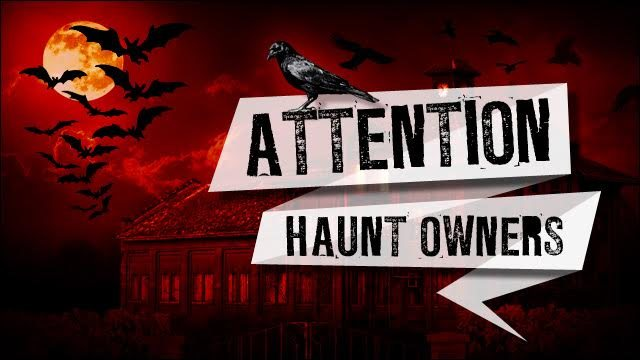 Attention Nebraska Haunt Owners