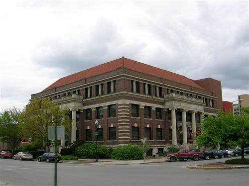 University Of Nebraska Temple Theatre Lincoln Nebraska
